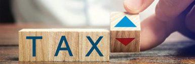 gazette tax header